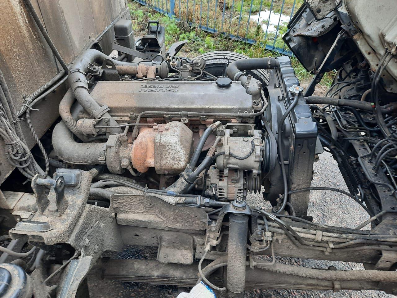 Дымит двигатель 89055014091